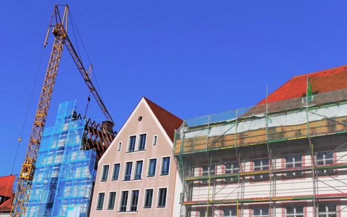 Altbausanierung Nürnberg Fürth Stein Ansbach